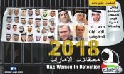 هيومن رايتس ووتش: الإمارات في2018 الظلم وعدم التسامح والقمع