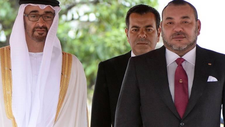 صحيفة فرنسية : توجه لدى أبوظبي والرياض لزعزعة استقرار المغرب