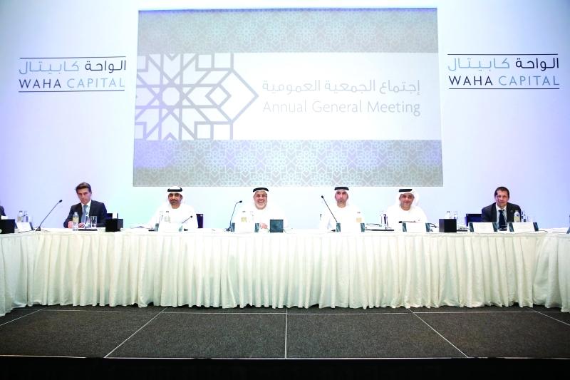 استقالة رئيس شركة الواحة كابيتال الإماراتية بعد خسائر فادحة