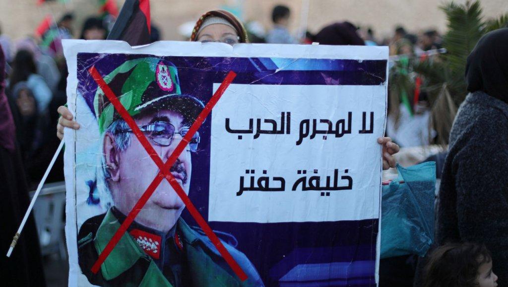 مصادر ليبية : الإمارات تؤسس لمشروع إعلامي لدعم حفتر محلياً