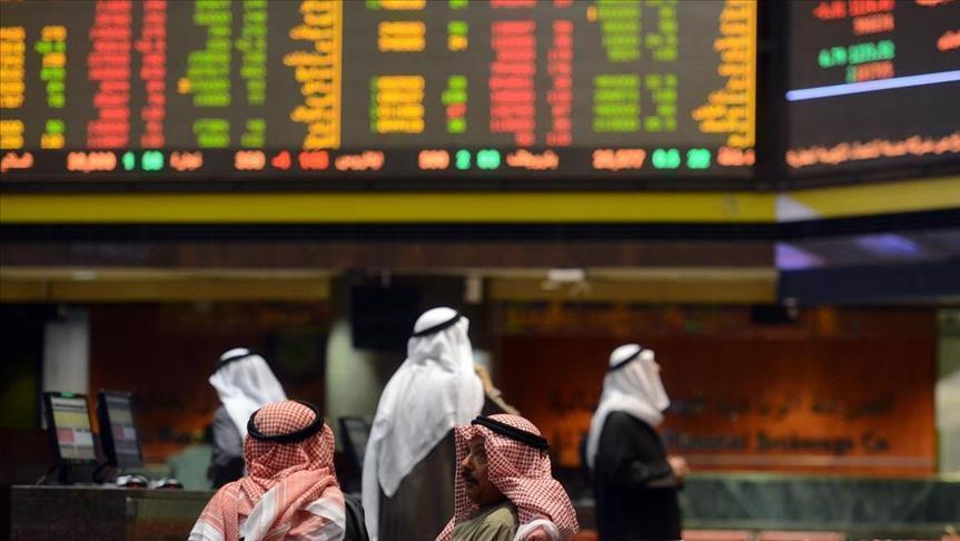 انخفاض كبير لأسهم دبي وأبوظبي والسعودية بعد تفجير الفجيرة