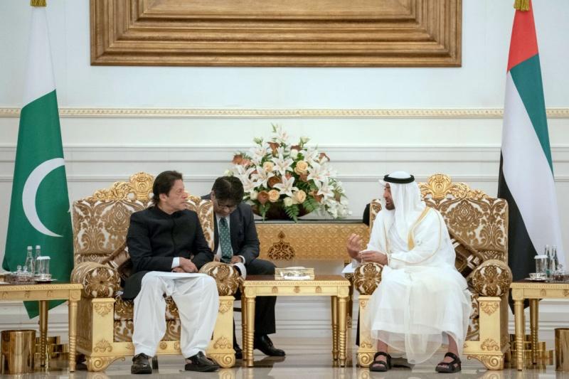 رئيس الوزراء الباكستاني عمران خان يزور الإمارات يوم الأحد