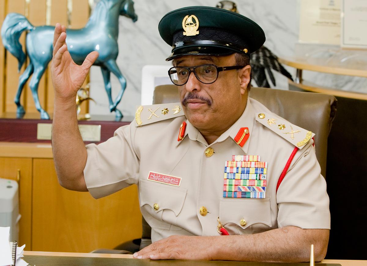 ضاحي خلفان يهدد بالهجوم على قطر بمليشيات عربية ويدعو لنقل الحكم من