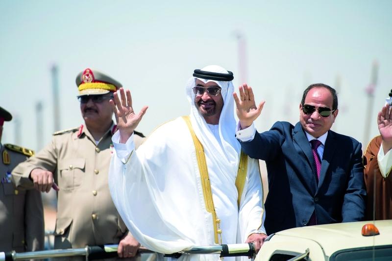 لوب لوغ: حفتر يثير الخلافات بين مصر والإمارات حول ليبيا