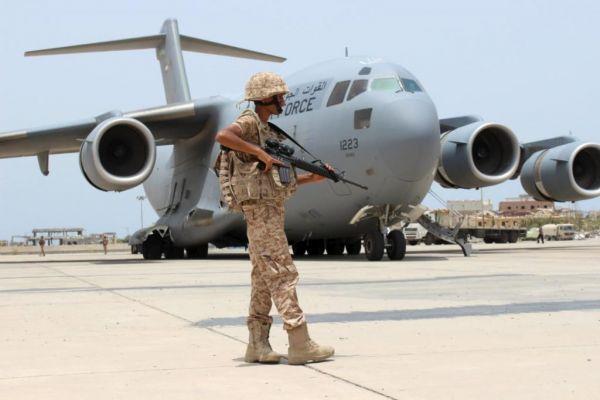 الإمارات على وشك بناء قاعدة عسكرية في