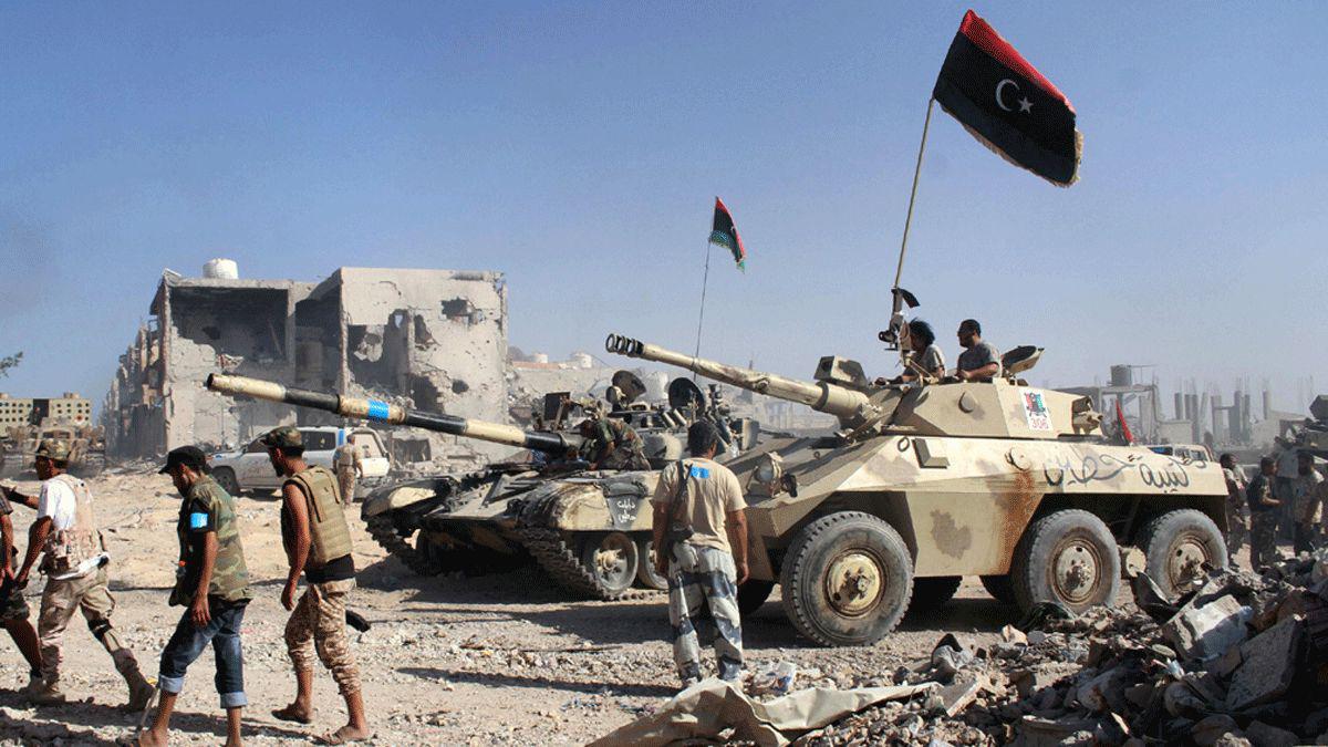 إندبندنت: هزيمة حفتر في غريان ضربة للسعودية والإمارات ومصر
