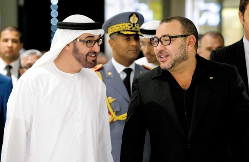 سفير الإمارات يغيب عن حفل ملك المغرب لتوديع السفراء وسط تدهور العلاقات الدبلوماسية
