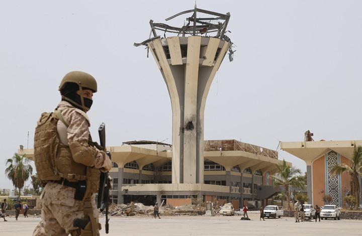 بيان للحكومة والبرلمان في اليمن يدعو لطرد الإمارات من التحالف