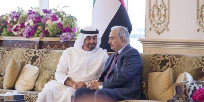 مجلة أمريكية: الدعم الإماراتي لحفتر يكرس الفوضى في ليبيا و يعيق مسار الحل السياسي