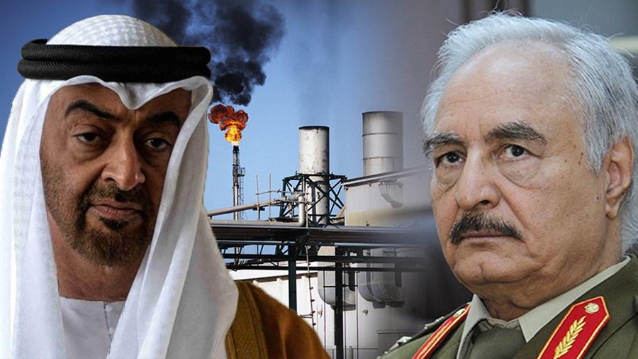 اتهامات للإمارات ببيع النفط الليبي المُهرب من مناطق