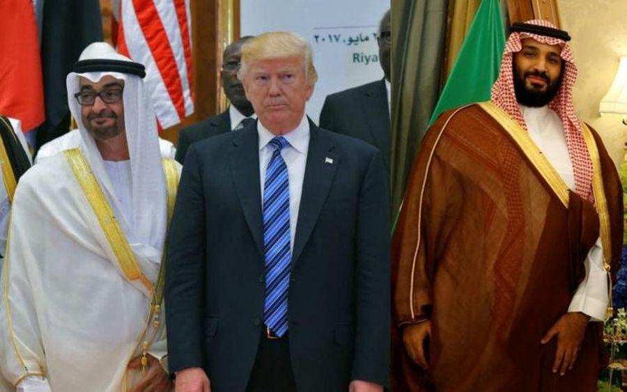 نيوريبباليك: قصة التأثير السعودي والإماراتي في تشكيل سياسة ترامب الخارجية