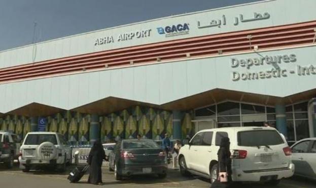 الحوثيون يقصفون مطار أبها بصاروخ كروز ويهددون باستهداف كل المطارات السعودية والإماراتية