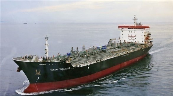 ناقلتا خليج عمان اليابانية والنرويجية المستهدفتين تصلان الإمارات بعد مغادرة إيران