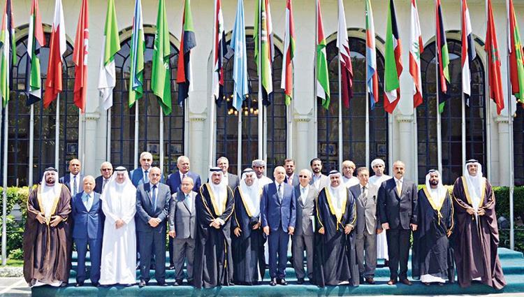الإمارات تطالب بوضع استراتيجية عربية موحدة تجاه إيران
