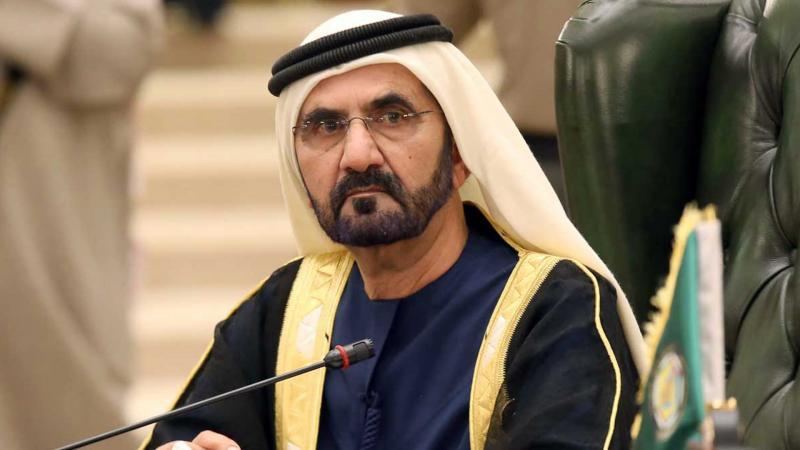محمد بن راشد يتوقع  تباطؤ نمو الإنفاق في موازنة دبي 2019