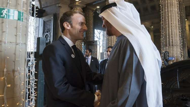 العلاقات الإماراتية-الفرنسية.. حقوق الإنسان وحرب اليمن أبرز الملفات