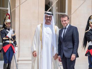دعوى قضائية ضد محمد بن زايد في باريس بسبب حرب اليمن