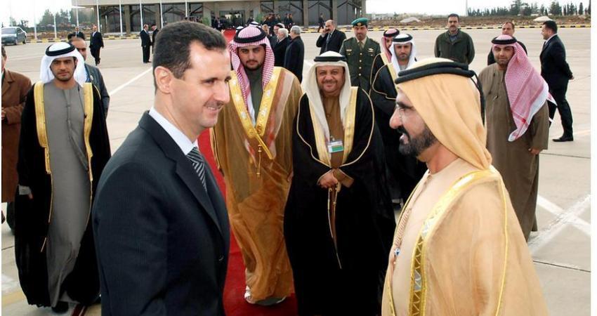 لوموند: الإمارات ظلت وعاءً لأموال رموز النّظام السوري وموقفها ليس مفاجئا