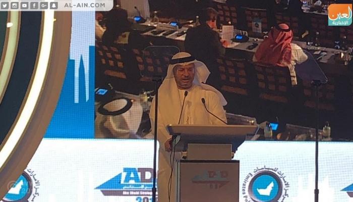 قرقاش: الإمارات تدعم سياسات أمريكا للتصدي لتهديدات إيران الإرهابية