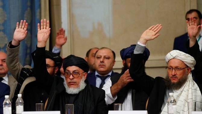 صراع النفوذ بين الإمارات وقطر في ملف محادثات السلام بين الولايات المتحدة وطالبان