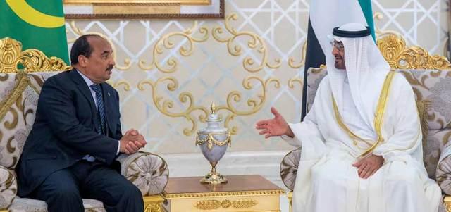 محمد بن زايد يزور موريتانيا مطلع الشهر المقبل