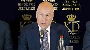 غرينبلات: سفراء الإمارات ووزراء (إسرائيل) لم يشعروا بعدم الارتياح عندما جلسوا على طاولة واحدة بواشنطن