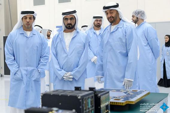 خبير عسكري إسرائيلي يدعو لمساعدة برامج الفضاء للإمارات والسعودية