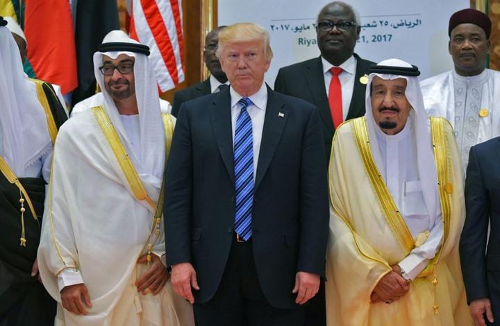 فورين بوليسي: ترامب رفض مقترحا من الملك سلمان لغزو قطر