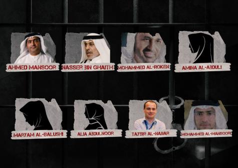 منظمات دولية تصدر تقريراً يطالب بمحاسبة الإمارات عن جريمة تعذيب المعتقلين
