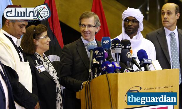 الغارديان: إيميلات جديدة تفضح تآمر ليون مع الإمارات
