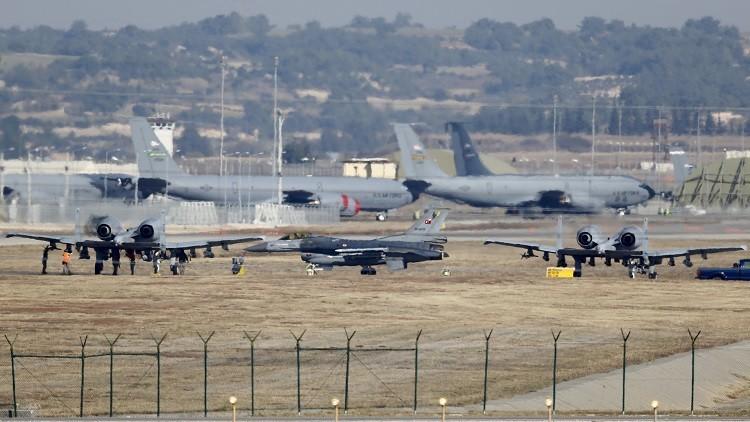 وزير الخارجية التركي: وصول طواقم عسكرية سعودية وإماراتية إلى قاعدة إنجرليك التركية