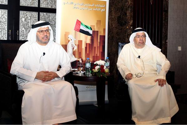 تصريحات مثيرة وغامضة لقرقاش حول تداول السلطة في الإمارات