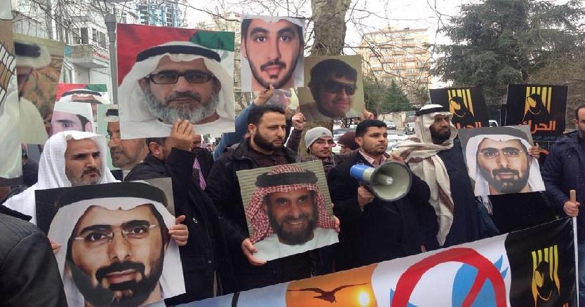 """تزايد الانتقاد لـ""""الإمارات لحقوق الإنسان"""" لتجاهلها معتقلي الرأي"""