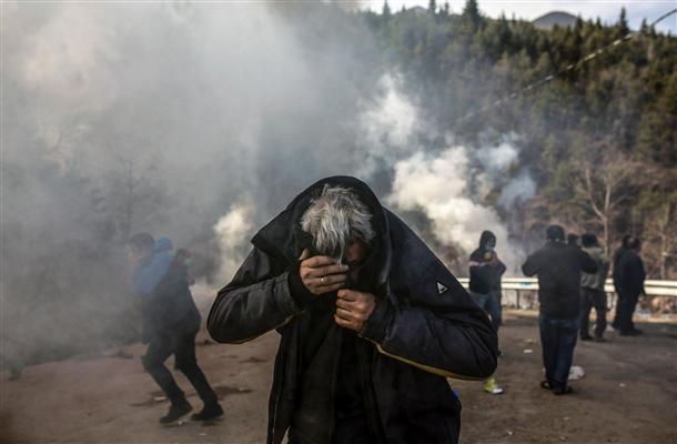 احتجاجات في بريطانيا على مشاركة الإمارات وإسرائيل بمعرض أمني