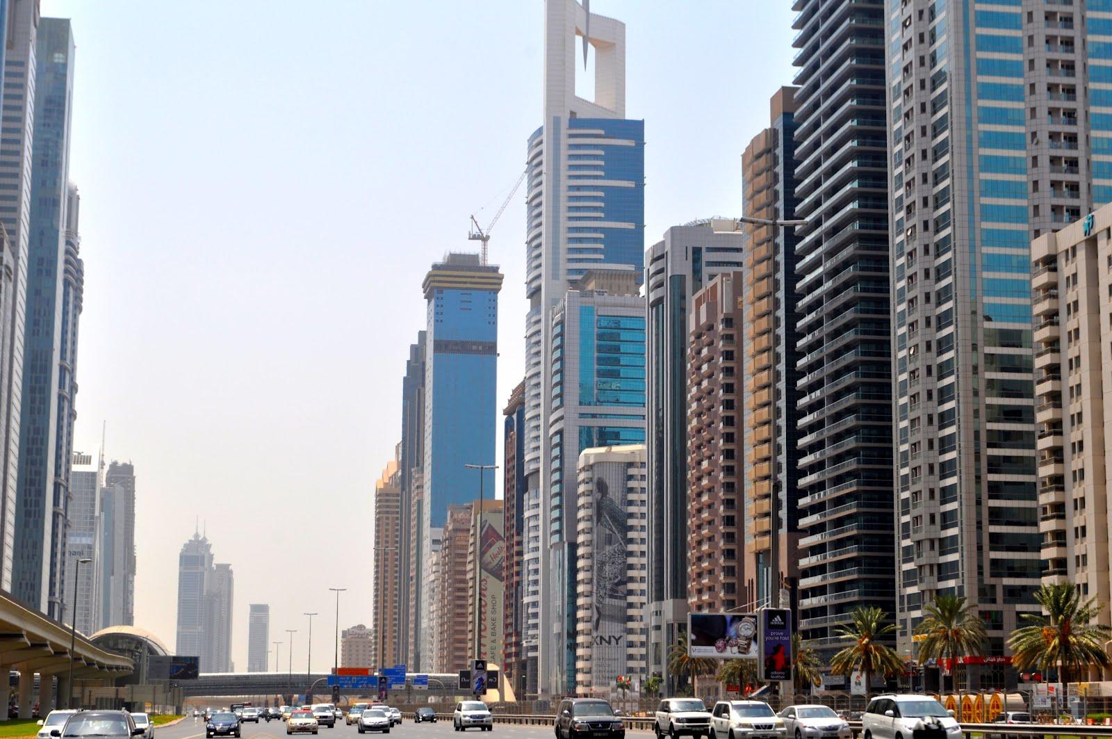 مخاوف من انهيار سوق العقار في دبي بوقت قريب